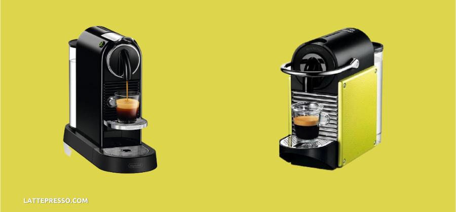 Nespresso Pixie vs Citiz [Which one's Best?]
